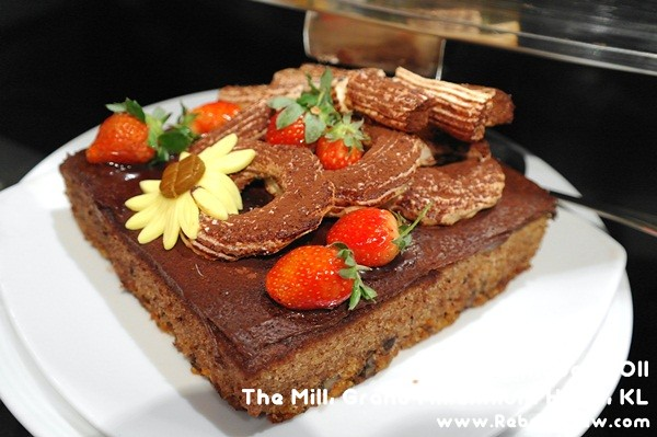 Ramadan buffet - The Mill, Grand Millennium Hotel-61