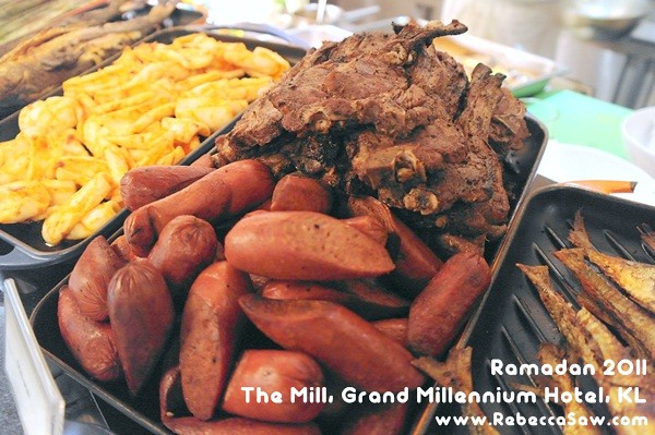 Ramadan buffet - The Mill, Grand Millennium Hotel-05
