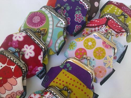 Mini portamoedas by ♥Linhas Arrojadas Atelier de costura♥Sonyaxana