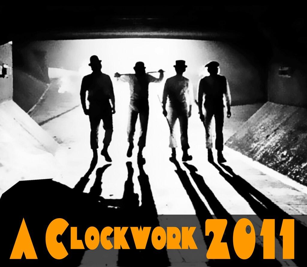 A CLOCKWORK 2011