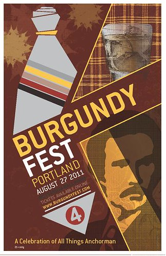 Portland Burgundy Fest