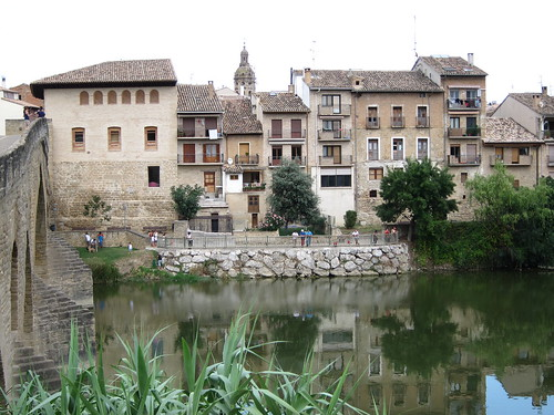 Puenta La Reina, Spain By Danalynn C