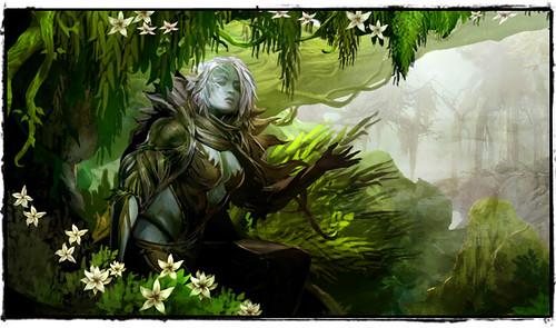 Guild Wars 2 - Designing The Sylvari Race