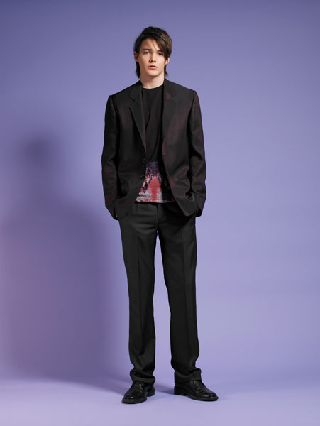 LAGERFELD FW08_013Rob Moore(Official)