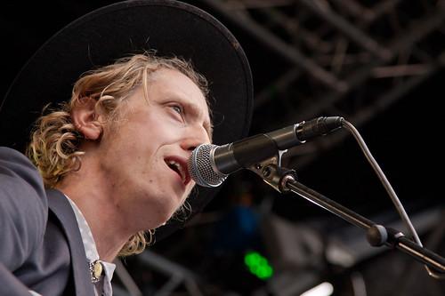 Jonas Alaska på Øyafestivalen 2011