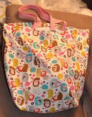 new work bag