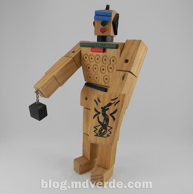Mexitron - modo robot