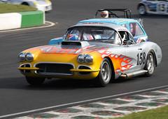 1959 Chevy Corvette (oldeyes47) Tags: chevrolet autoracing corvette motorracing motorsport 158 autosport mallorypark cscc classicsportscarclub