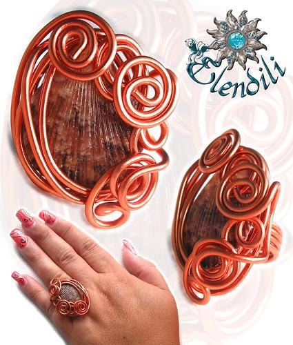 Anillo concha by **Elendili**
