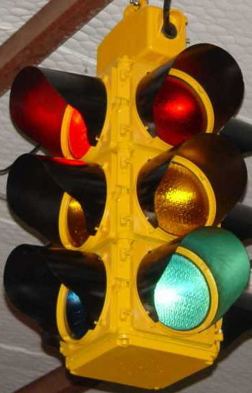 4way Stop Light