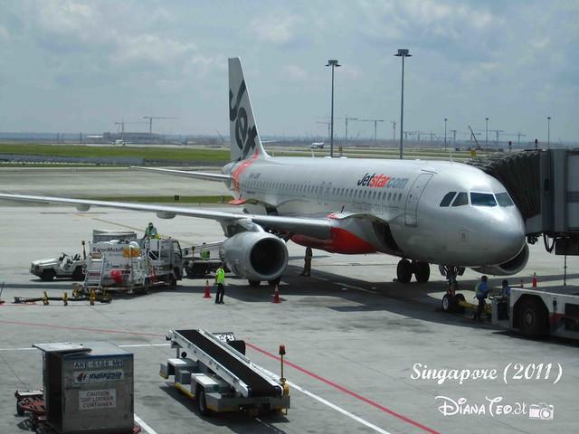 Singapore 01 - Jetstar