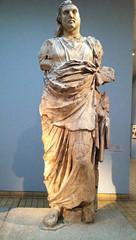Mausolus from Halicarnassus (philotera) Tags: london britishmuseum halicarnassus