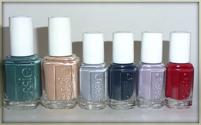 Essie Cocktail Bling Collection Winter 2011