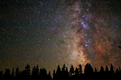 Milky Way (jdmuth) Tags: stars yosemite astronomy nightsky yosemitenationalpark tuolumne tuolumnemeadows milkyway