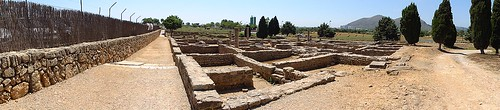 Alcudia Roman Archaeological Site