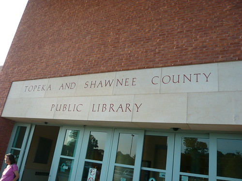 Topeka and Shawnee County Public Library