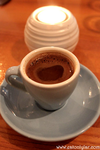 Greek Coffee, Aegean Taverna