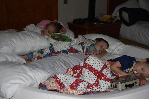 Sleeping NY Hotel 2011