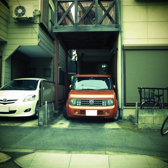 parking skills