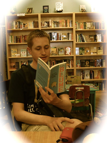 Mr. Schu Reads at Indigo Bridge Books in Lincoln, NE