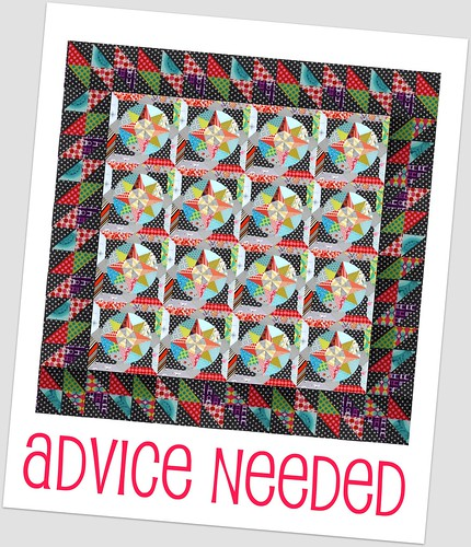 Advice needed by Lynne @ Lilys Quilts