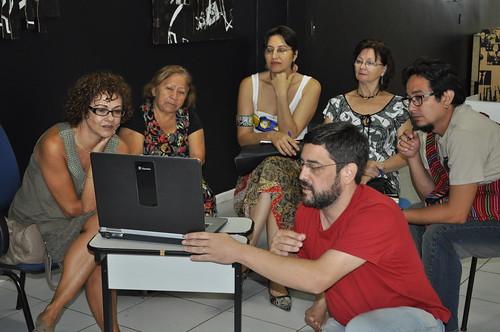 SESC Amazônia das Artes - Exposição Controle - Bate Papo by SESC Rondônia
