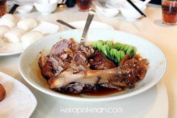 Zhou Kitchen's Braised Pork Shank