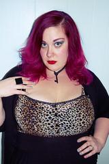 OOTD: Leopard Lady