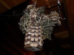 Panier en branches de noisetier - Sampeyre 112