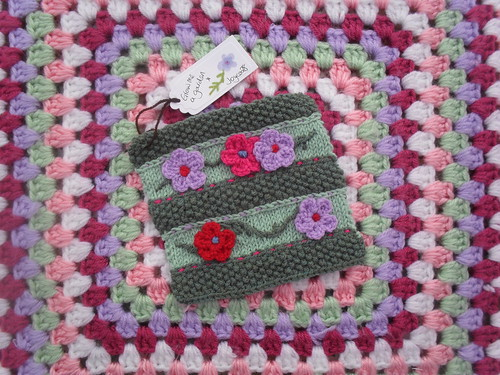 'Grow me a Garden' Challenge. Thank you so much joyce28 I love all of the Squares, they are brilliant!