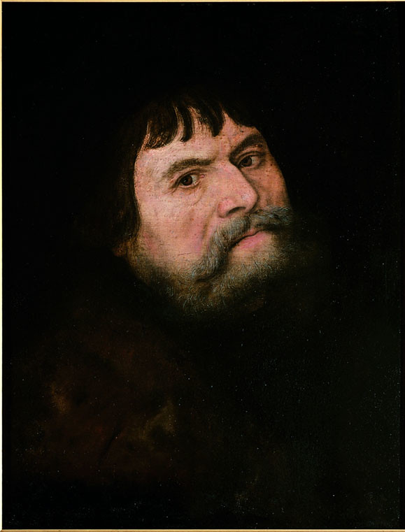 Lucas Cranach l'Ancien, Autoportrait (1531)