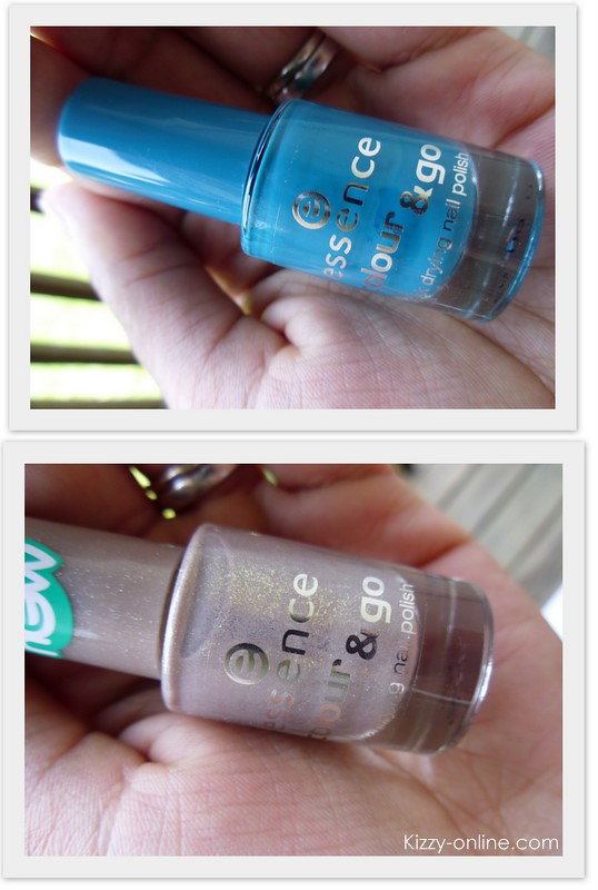 Essence Colour & Go quick drying nail polishes: $0.99 each! ⋆ Kizzy ...