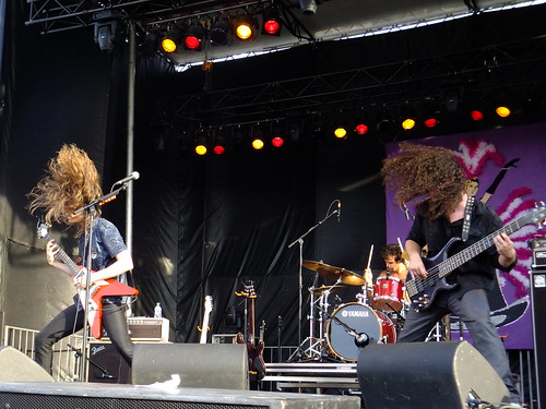 Slyde at Ottawa Bluesfest 2011