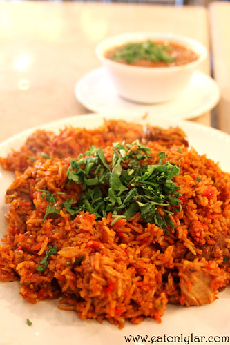 Mixed Briyani, Ambala Indian Restaurant & Takeaway