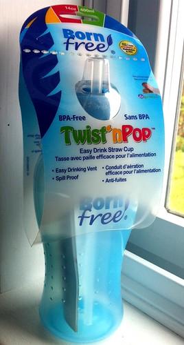 BornFree Twist'nPop