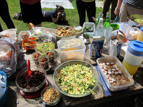 Cookbook Club: A Good Day for a Picnic