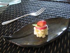 Salade de couscous & plein d'affaires