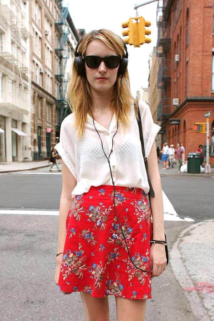 New York street style fashion blog