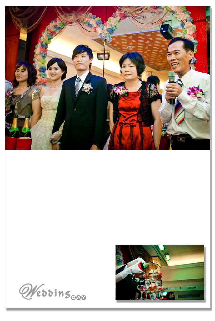 家晉&鈺閔 婚禮~新郎變成配角的婚禮...XD