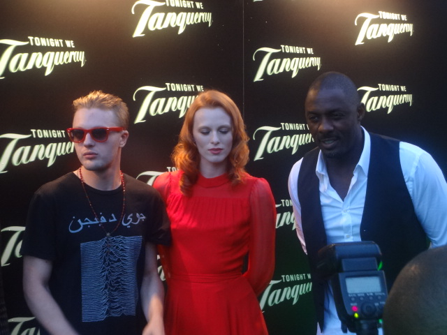 Michael Pitt (Boardwalk Empire, Karen Elson (supermodel/singer), Idris Elba (The Wire)