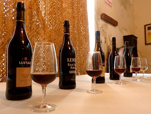 La fiesta del vino en Jerez