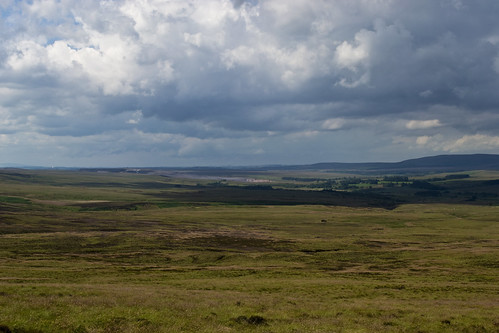 Towards Powharnal Opencast workings