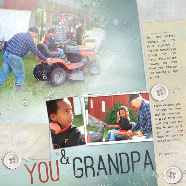 You & Grandpa