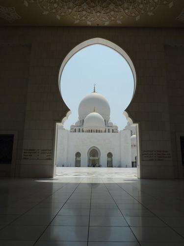 Abu Dhabi - Sheikh Zayed bin Sultan Al Nahyan Mosque