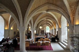 Le restaurant de l'abbaye du Valasse - Seine Maritime