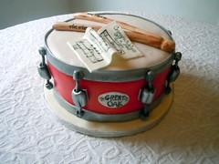 Snare Drum (OccasionsCookiesandCakes) Tags: cake drum