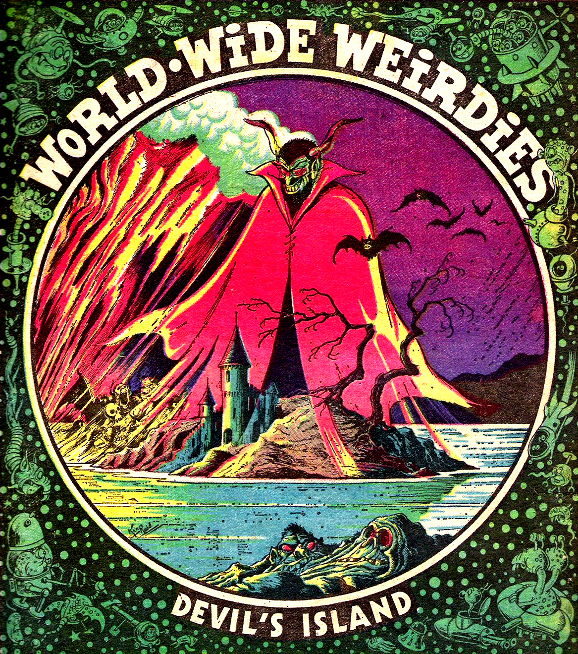 Ken Reid - World Wide Weirdies 47