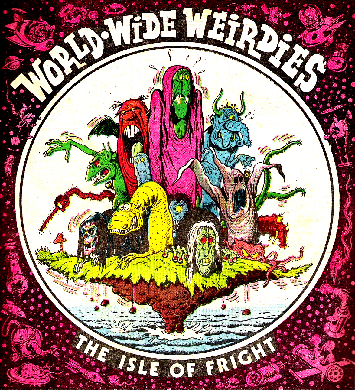 Ken Reid - World Wide Weirdies 03