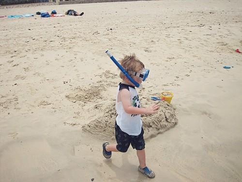 Beach time Okuma1
