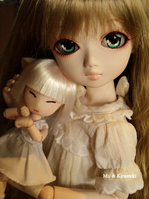 Mii with Kirameki